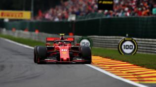 F1 Belgio: trionfa Leclerc, liberazione Ferrari