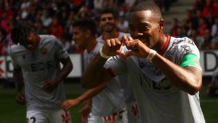 Ligue 1: si ferma la corsa del Rennes, il Nizza vince 2-1, il Marsiglia piega il Saint-Étienne