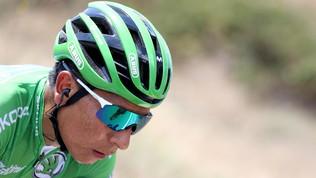 Ciclismo, Vuelta: tappa a Pogacar e Quintana nuovo leader. Aru ancora in difficoltà