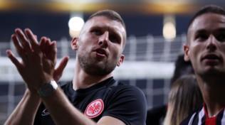 Milan-Rebic è ufficiale, André Silva vaall'Eintracht