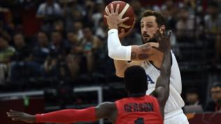 Basket, Mondiali: l'Italia batte l'Angola e vola al preolimpico