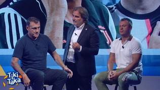 """Vieri e Cassano votano Inter: """"Squadra quadrata, Lukaku fortissimo"""""""