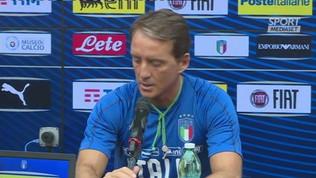"""Mancini: """"Zaniolo e Kean? Esclusione farà bene"""""""