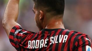 """André Silva saluta il Milan: """"E' stata una grande esperienza"""""""