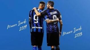 """Icardi: """"Inter, grazie di tutto e arrivederci"""""""
