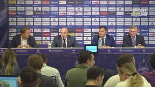 "Fiorentina, Commisso: ""Montella via? Solo fake news"""