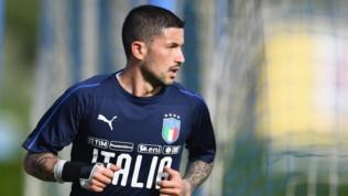 """Nazionale, Sensi: """"L'Inter è un sogno, con Conte sono migliorato mentalmente"""""""