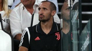 """Juventus, Chiellini operato al ginocchio: """"Sei mesi per il recupero"""""""