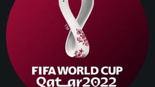 Qatar 2022: svelato il logo del Mondiale