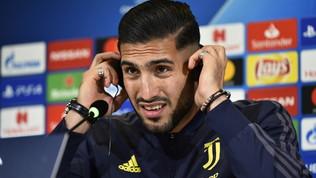 """Juve, Emre Can fuori dalla Champions: """"E' un'enorme delusione, sono arrabbiato"""". Poi le scuse"""