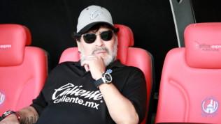 Maradona vicino al ritorno in panchina: tratta colGimnasia La Plata