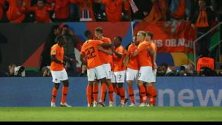 Qualificazioni Euro 2020: Romania-Spagna e Germania-Olanda in chiaro su Mediaset