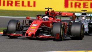 GP Monza:Leclerc vuole il bis, Vettelè carico
