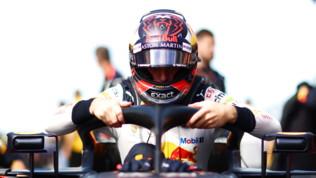F1: Verstappencambia motore e partirà a fondo griglia a Monza