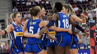 Europei, l'Italvolleyvola in Turchia: Russia ko, ora semifinale con la Serbia