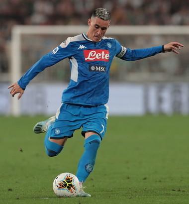 Jose Callejon (Napoli)