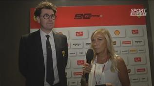 """Ferrari, Binotto: """"A Spa una vittoria che mancava da troppo tempo"""""""