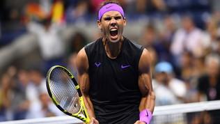 Tennis, US Open: Nadal si prende la semifinale, ora c'è Berrettini