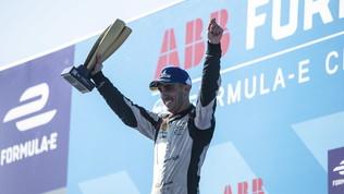 Formula E, Nissan E.Dams conferma Buemi e Rowland
