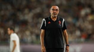 Juventus, rosa extra-large e musi lunghi: prime spine per Sarri