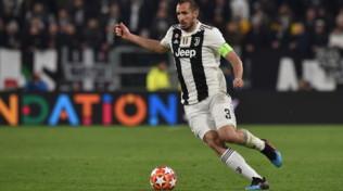 Fifa World 11, Chiellini unico italiano in lizza per il 2019