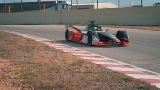 """Formula E: ecco l'Audi""""FE06 per il mondiale 2020"""