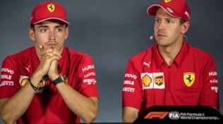 """Ferrari,Vettel: """"A Monza possiamo dire la nostra. È il weekend più importante. Saremo competitivi come a Spa"""""""