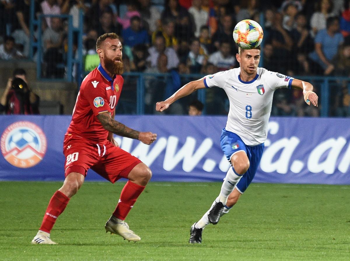 Quinta vittoria in cinque partite per l'Italia nella qualificazioni per Euro 2020. Gli Azzurri di Roberto Mancini hanno battuto 3-1 in rimonta l&#...
