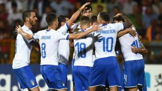 Qualificazioni Euro 2020, Armenia-Italia 1-3: Azzurri a punteggio pieno nel gruppo J