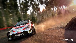 WRC 8: è tornato il rally del campionato mondiale