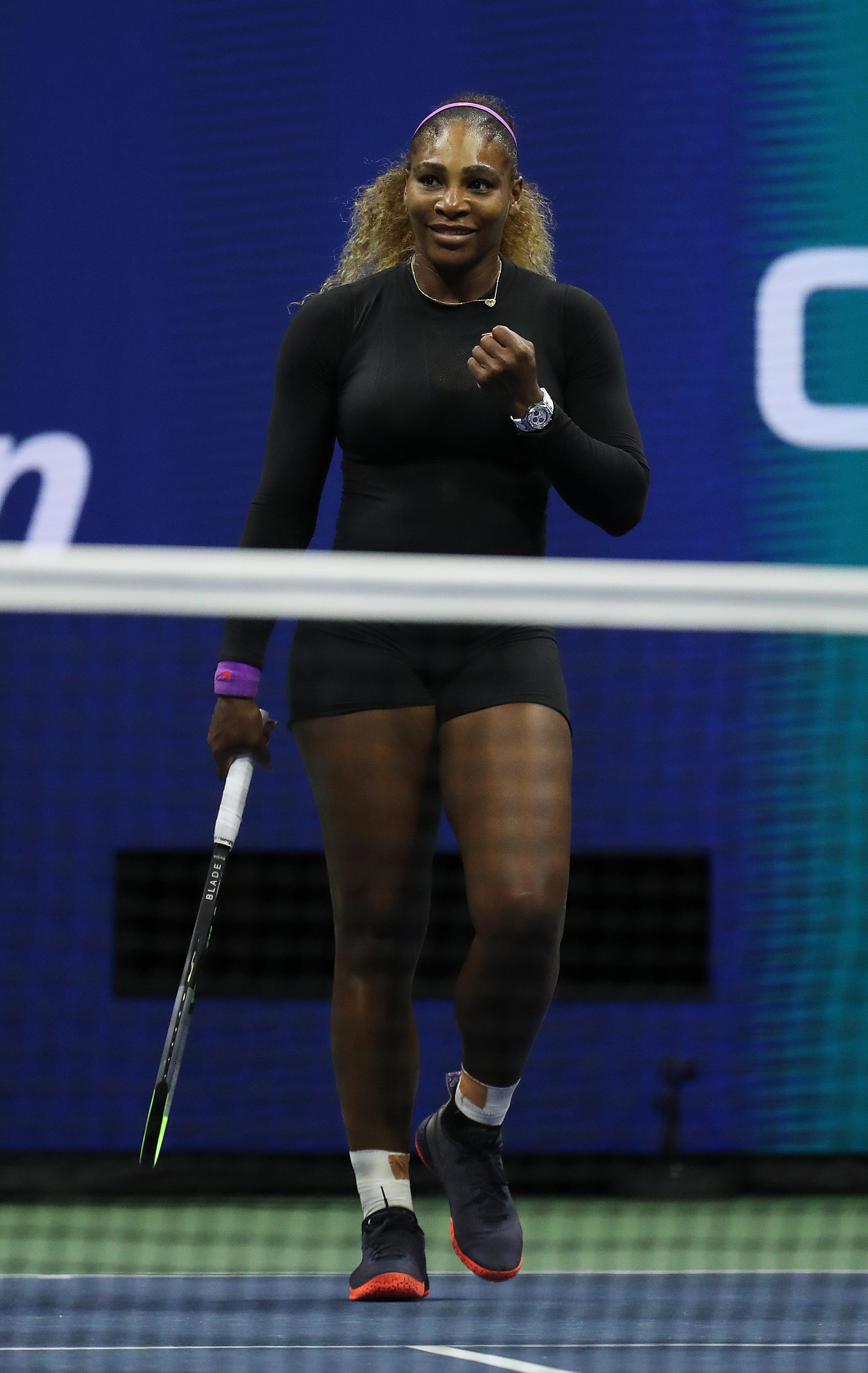 Per la decima volta in carriera, Serena Williams conquista la finale degli US Open. La statunitense ha battuto 6-3 6-1 l'ucrainaElina Svitol...