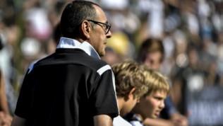 Juve-Sarri, non è ancora amore: confronto duro sul mercato