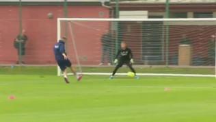 """Bendtner""""flop, la mira è da horror"""