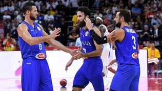 Basket, Mondiali: l'Italia perde contro la Spagna e viene eliminata