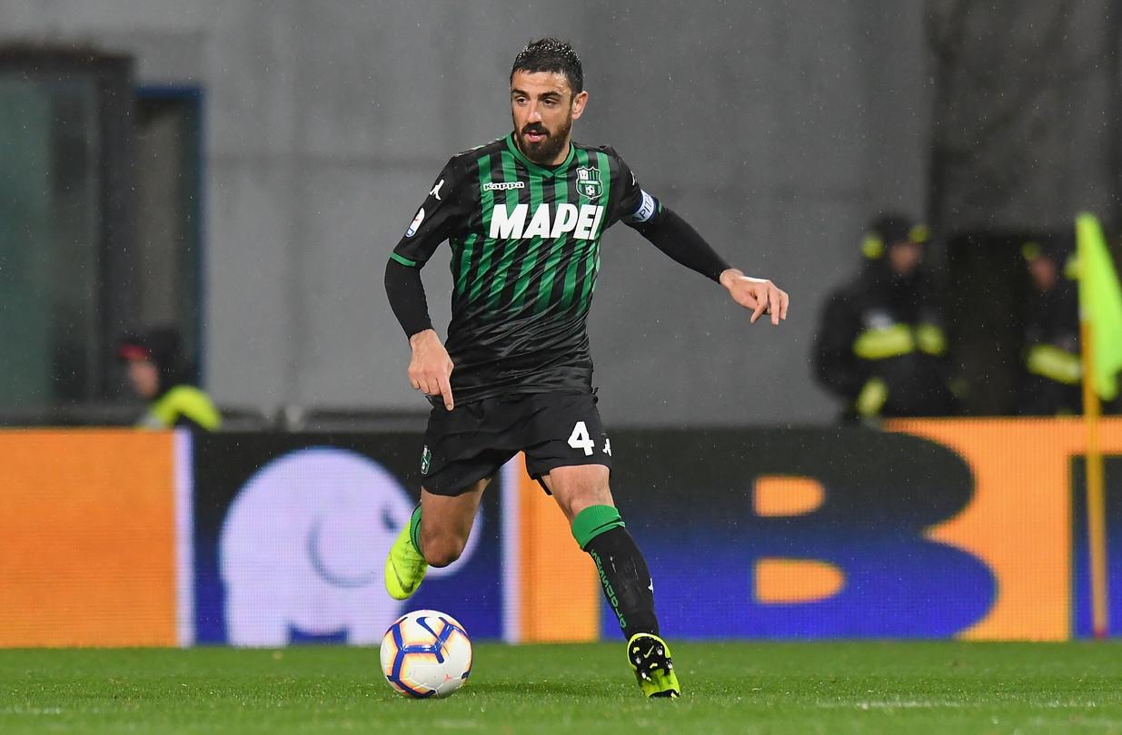 Magnanelli è lo storico capitano del Sassuolo: quest'anno sarà leader dalla panchina, con tutti i mediani in rosa, tra cui gli ultimi arrivati Traoré e Obiang