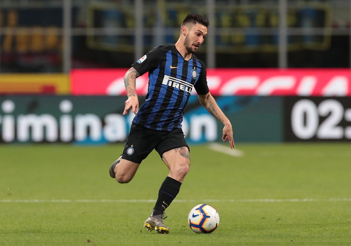Matteo Politano era titolare fisso con Spalletti: ala destra nel 4-3-3. Con Conte è la quarta punta: a gennaio può partire.