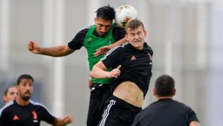 Qualificazioni Euro 2020, Germania-Olanda: auguriJuve ad Emre Can e De Ligt