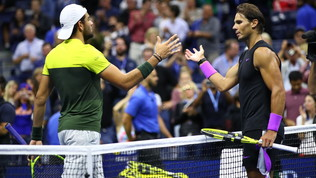 Tennis, US Open: Berrettini da applausi, ma vince Nadal
