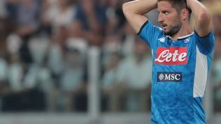 """Napoli, Mertens: """"Juve più forte, brutto perdere in quel modo. Ma vogliamo lo scudetto"""""""