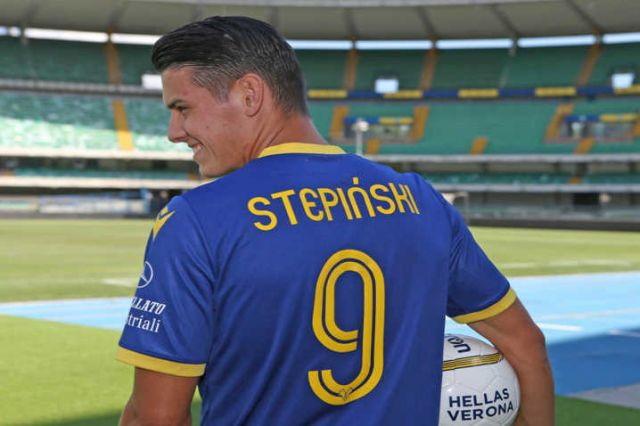 Stepinski (Verona) - Il neo attaccante gialloblu sarà titolare fisso nell'attacco di Juric e potrebbe garantirvi anche qualche gol e qualche bonus