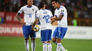 Nazionale, Finlandia-Italia: Sensi e Lorenzo Pellegrini titolari, fuori Chiesa