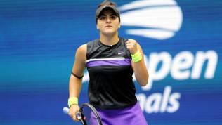 Tennis, US Open: Andreescu regina di New York, si infrange il sogno di Serena Williams