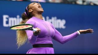 Tennis, Us Open: Andreescu batte in finale Serena Williams