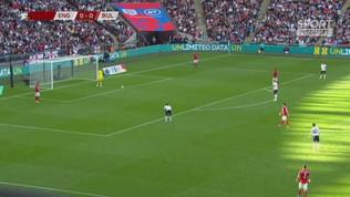 Inghilterra-Bulgaria, Kane segna una tripletta