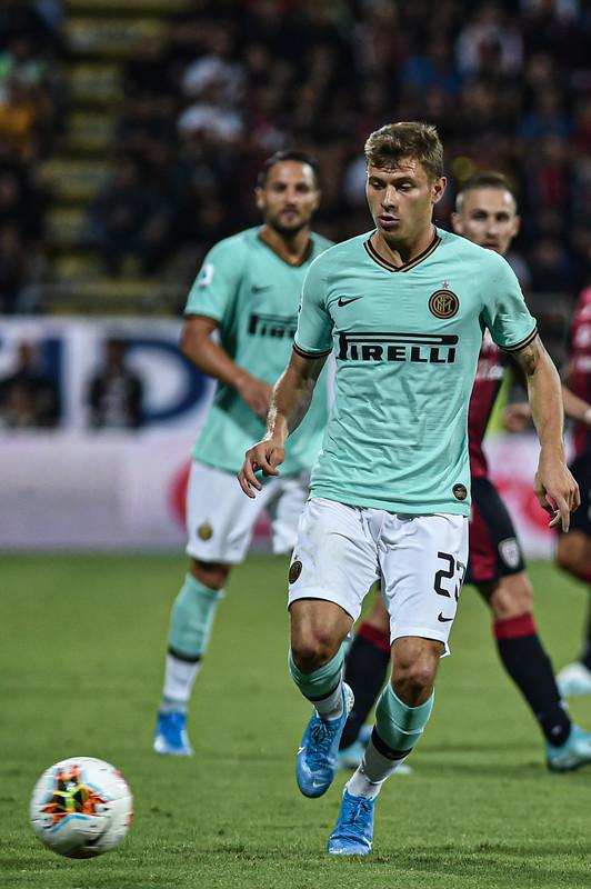 Nicolò Barella, acquisto record dell'Inter prima dell'arrivo di Lukaku. Ma Conte lo ha relegato due volte in panchina. Sul campo, però, ha dato buone risposte