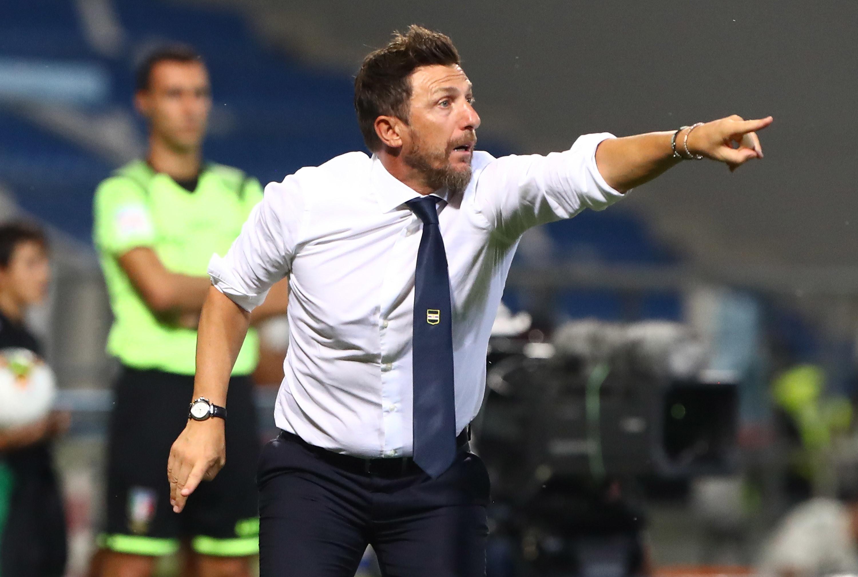 La Sampdoria ha preso tre sberle dalla Lazio e 4 dal Sassuolo. Inizio catastrofico per Di Francesco