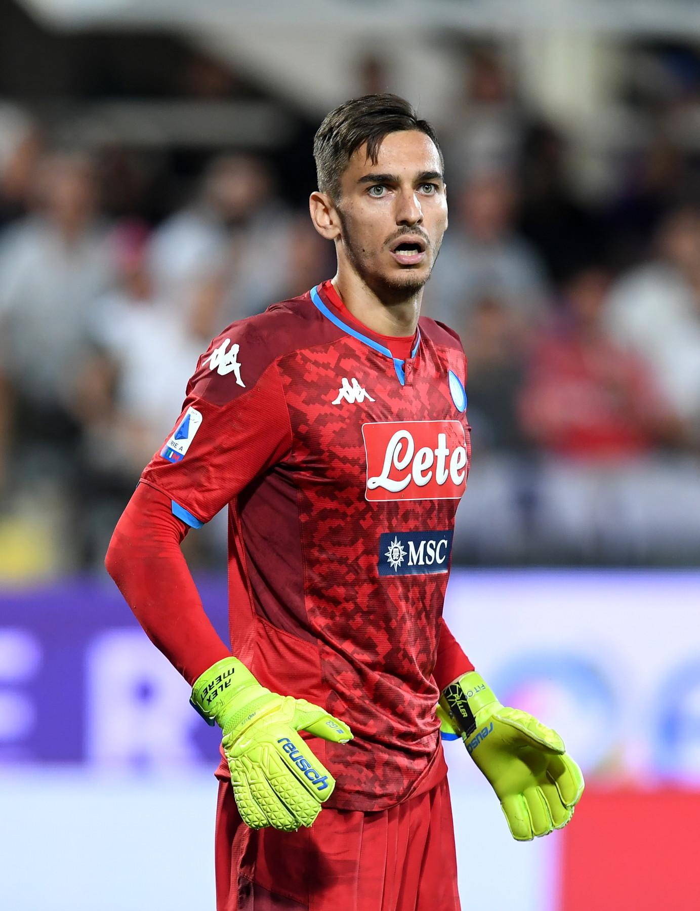 Mezzo errore con la Fiorentina, benino con la Juve. In realtà non ci sono portieri flop, ma Meret ha incassato 7 gol. E gioca in una big