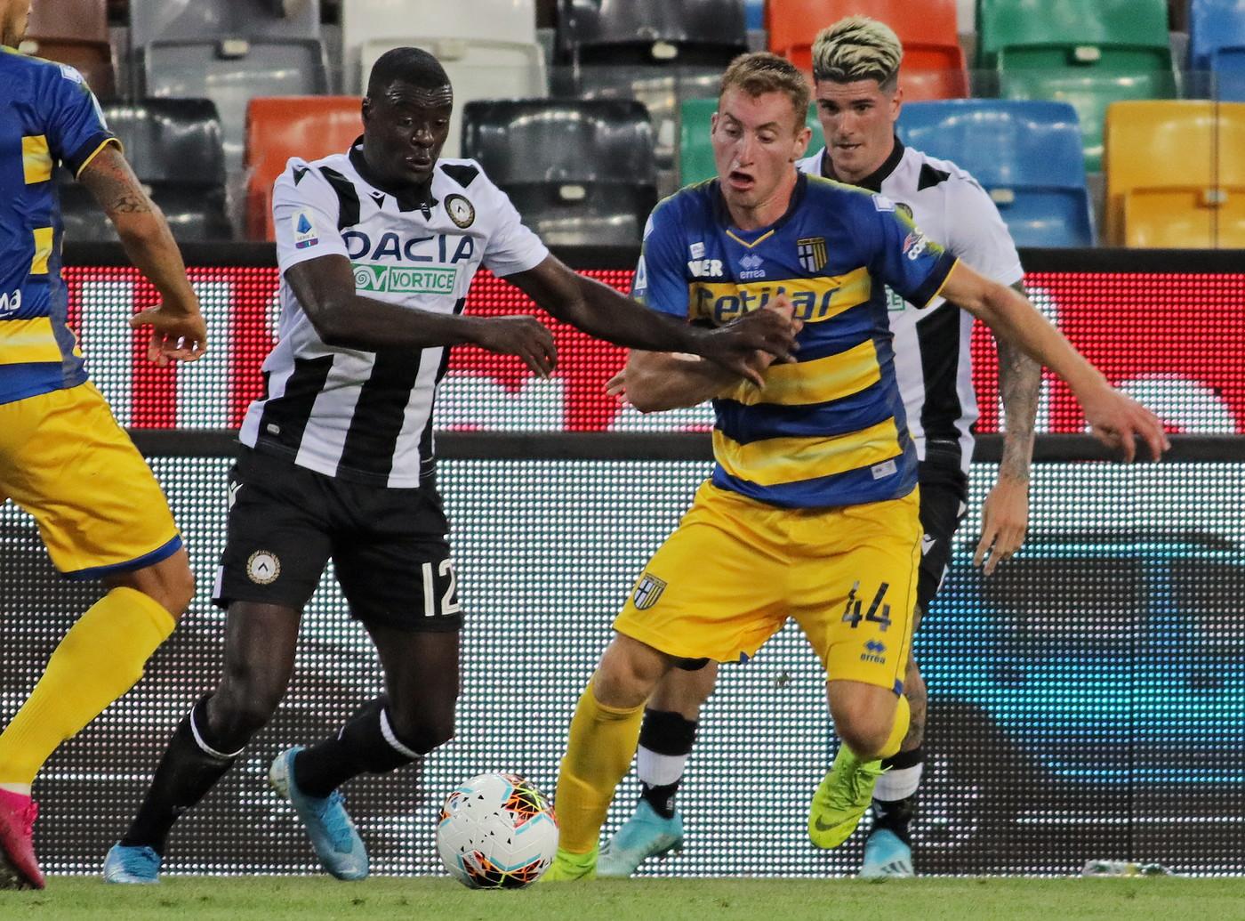 Sema, chi è costui? Arrivato dal Watford, Tudor lo ha schierato titolare da esterno sinistro contro il Parma e si è fatto trovare spesso fuori posizione