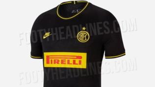 Inter, la terza maglia debutterà in Champions League