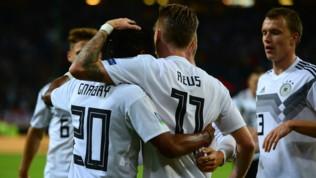 Qualificazioni Euro 2020, Irlanda del Nord-Germania su Canale 20 e Sportmediaset.it